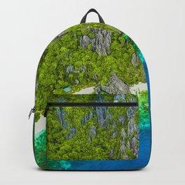 Island bay Backpack