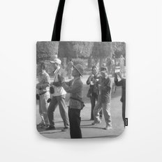 On The Other Side ... Tote Bag