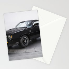 1987 Grand National Muscle Car Stationery Cards