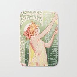 Absinthe Robette Bath Mat