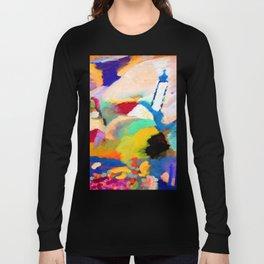 Kandinsky Church in Murnau Long Sleeve T-shirt