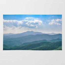 Amazing Blue-Ridge Rug