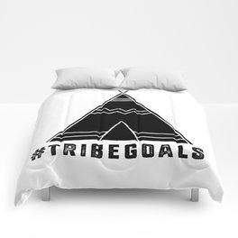 Tribe Goals Comforters