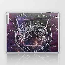 Lungs Laptop & iPad Skin
