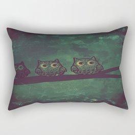 owl-47 Rectangular Pillow