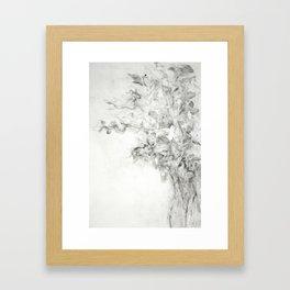 Vase of daffodil Framed Art Print