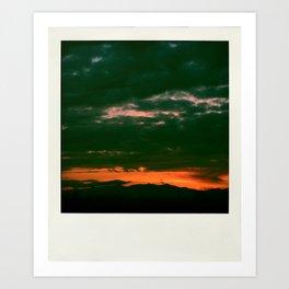 photo by car #2 Art Print