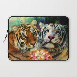 Tiger Lillies Laptop Sleeve