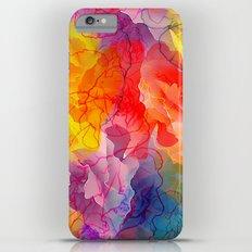 Whirlwind of petals(4). Slim Case iPhone 6 Plus