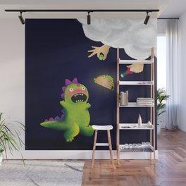Tacosaurus Wall Mural