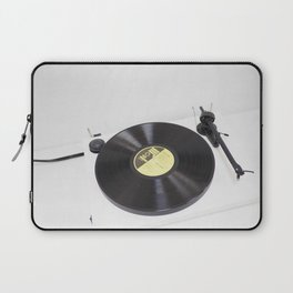 For the record Laptop Sleeve