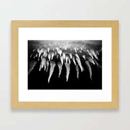Don't Look Up Framed Art Print