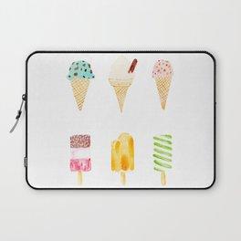 ice cream selection Laptop Sleeve