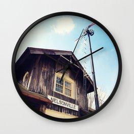 Hocking Valley Scenic Railway Wall Clock