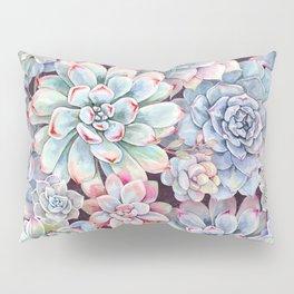 succulent garden 3 Pillow Sham