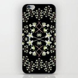 Snowflake iPhone Skin