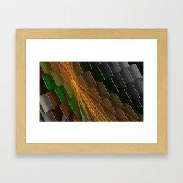 Meadowlight Framed Art Print