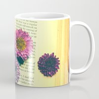 macaroon Mugs featuring The Spirit of the Renaissance  by Olivia Joy StClaire