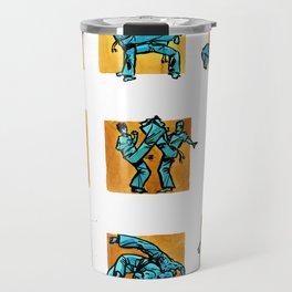 Capoeira 500+ Travel Mug