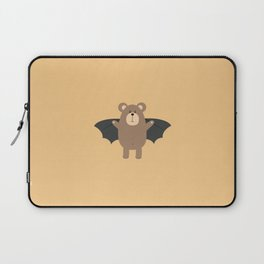 Vampire Grizzly Bear T-Shirt for all Ages De206 Laptop Sleeve