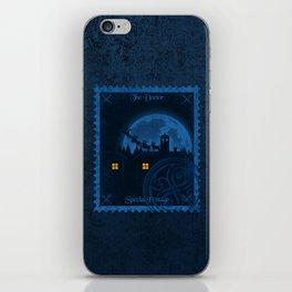 Christmas Who iPhone Skin