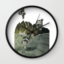 La Friorosa Wall Clock