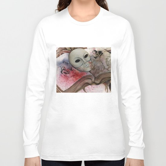Modern and tradition Long Sleeve T-shirt