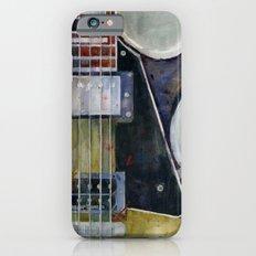Les Paul Gibson Guitar Slim Case iPhone 6s