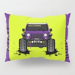 [JEEP] THUNDRR Pillow Sham