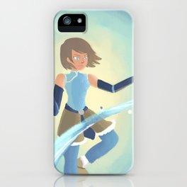 [Legend of Korra] Water iPhone Case