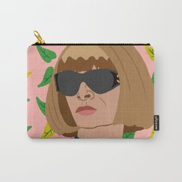 Anna Wintour Carry-All Pouch