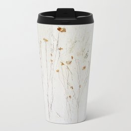 little flower Travel Mug