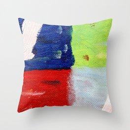 Viva la vida bright Throw Pillow