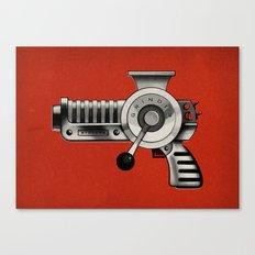 The Grinder (Clean) Canvas Print