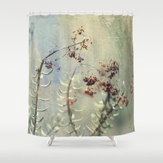 botanical dream Shower Curtain