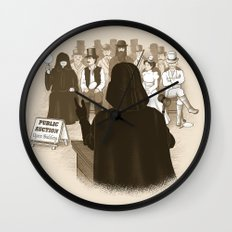 What is Thy Bidding? Wall Clock