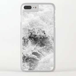Wave Clear iPhone Case