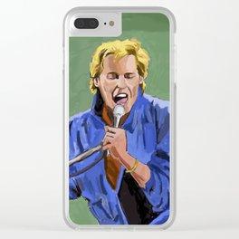 Top Secret! Clear iPhone Case