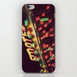 All The Pretty Lights - I iPhone Skin