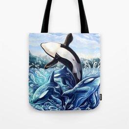 Anima orcae Tote Bag