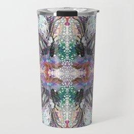 Psychedelic Positive Notes Travel Mug