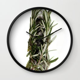 Rosemary Wall Clock