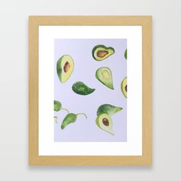 Olé Guacomole Framed Art Print