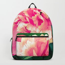 Paeony love Backpack