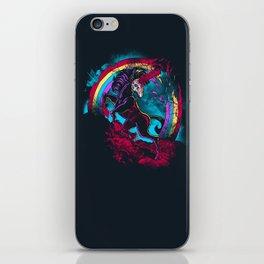 Murdercorn iPhone Skin