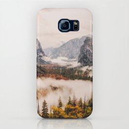 Amazing Yosemite California Forest Waterfall Canyon iPhone Case