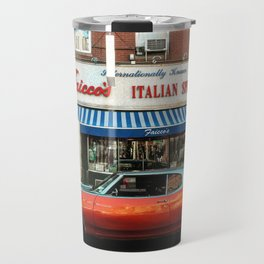 Hot rods & spicy sausages Travel Mug