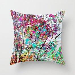 Autumn 8 Throw Pillow