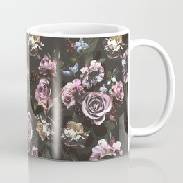 Night rose garden no1 Coffee Mug