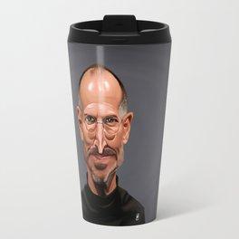 Celebrity Sunday ~ Steve Jobs Travel Mug